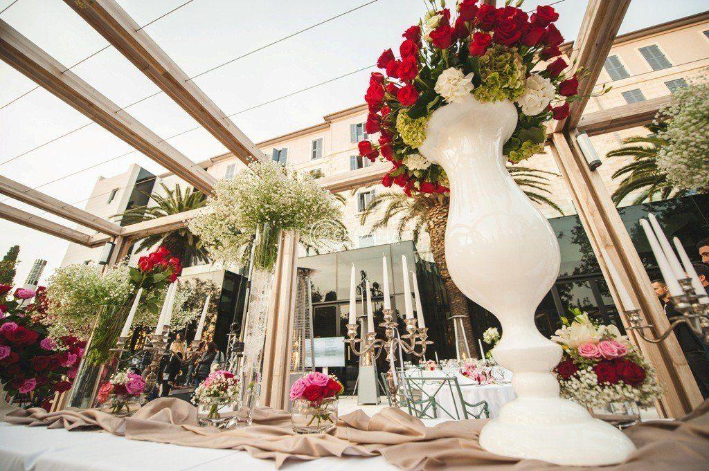 SPLIT- VIP wedding in luxury 5* Hotel Park