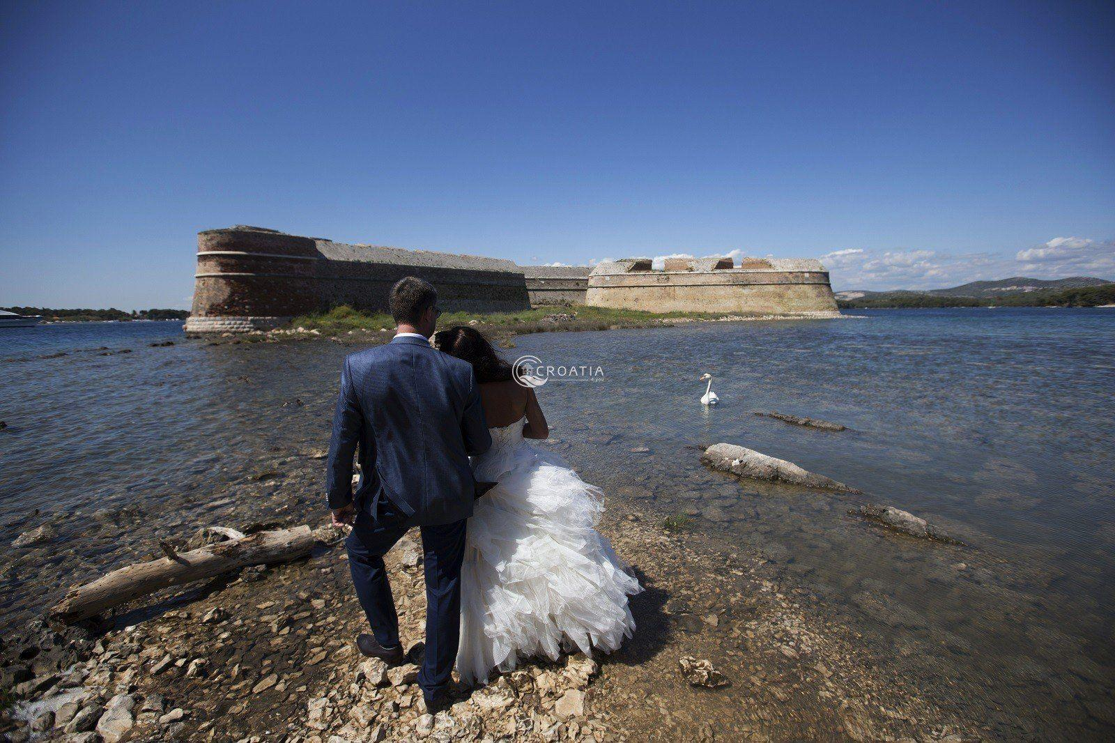 Wedding at St. Nicholas Fortress (2 days)