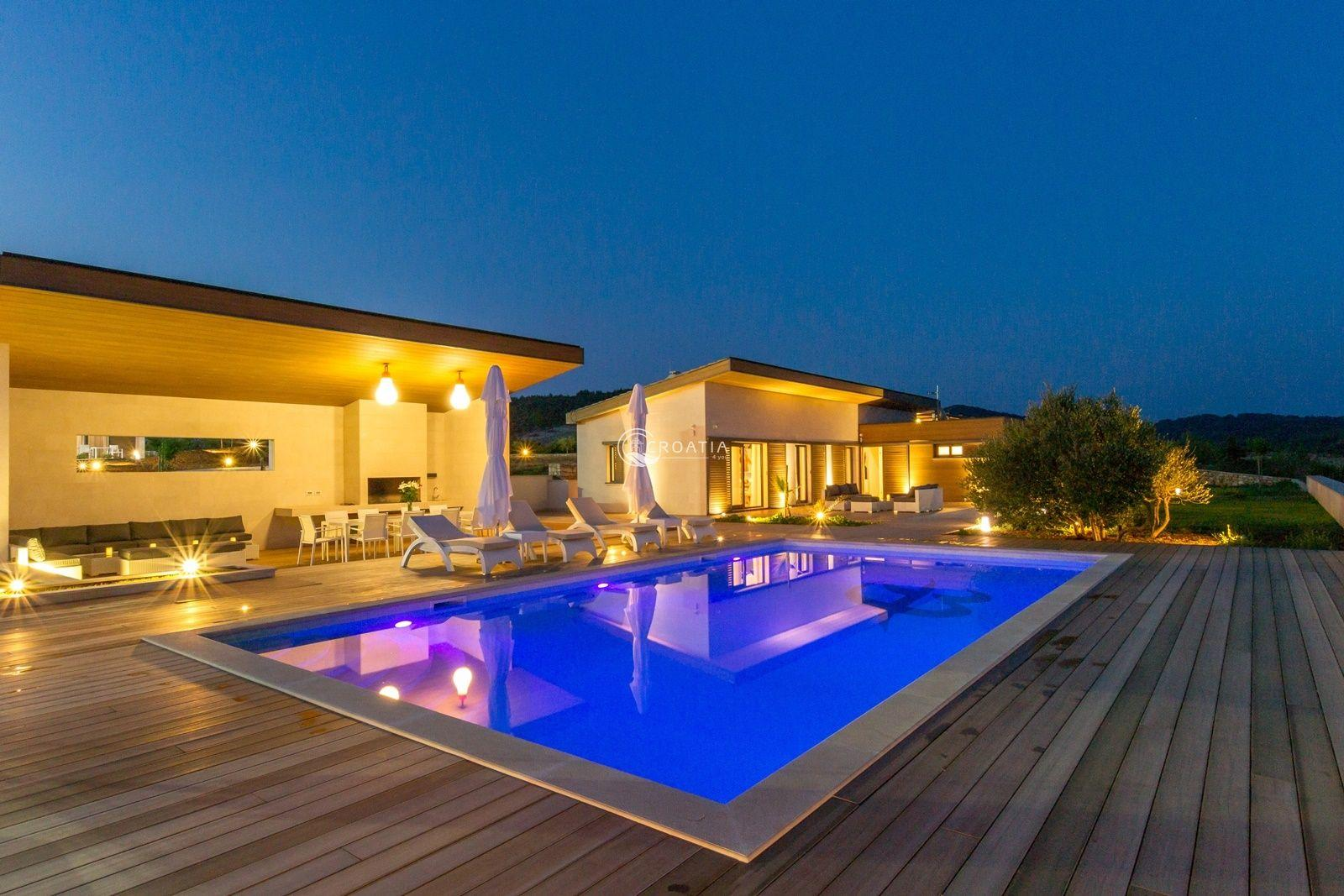 Modern Villa on island Hvar
