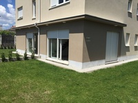 Three two-storey apartments in Kastela near Split